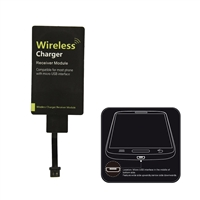 OEM/ODM AF-R900 Top 10 Charger Card Wireless Qi Standard Charging Receivers for iPhone 5/5S/5C/6