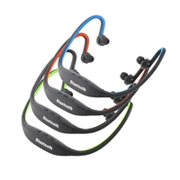 OEM/ODM AF-S9 Best Cheap Stereo Wireless Bluetooth 4.1 EDR Neckband Sports In Ear Earphone Microphone